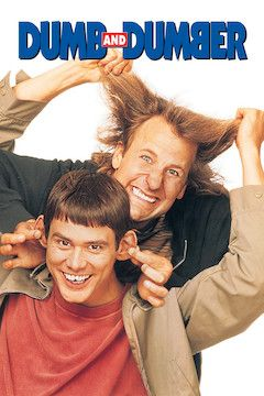 Poster for the movie Dumb and Dumber