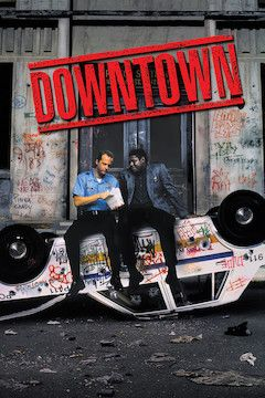 Downtown movie poster.