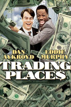 Trading Places movie poster.