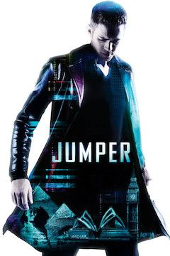 Poster for the movie Jumper