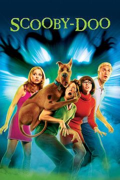 Scooby-Doo movie poster.