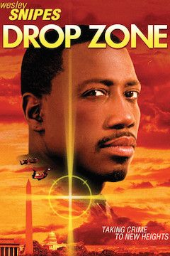 Poster for the movie Drop Zone