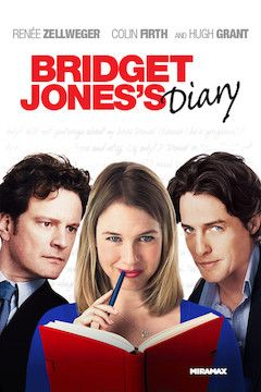 Bridget Jones's Diary movie poster.