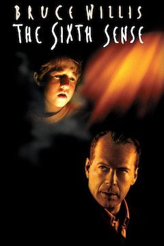 The Sixth Sense movie poster.