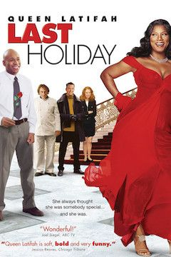 Poster for the movie Last Holiday