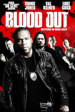 Blood Out movie poster.
