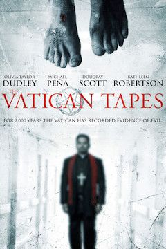 The Vatican Tapes movie poster.