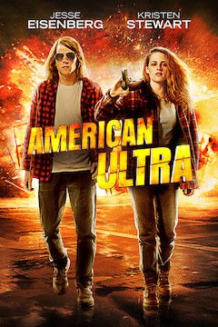 American Ultra movie poster.