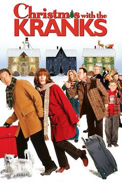 Poster for the movie Christmas With the Kranks