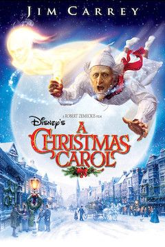 Poster for the movie A Christmas Carol