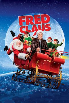 Fred Claus movie poster.