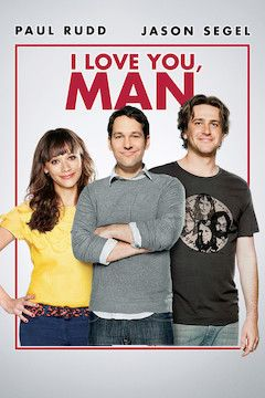 I Love You, Man movie poster.