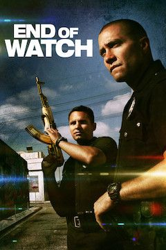 End of Watch movie poster.