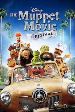 The Muppet Movie movie poster.