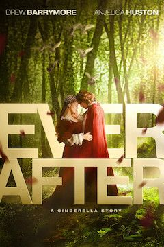 Ever After: A Cinderella Story movie poster.