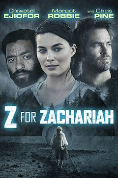 Z for Zachariah movie poster.
