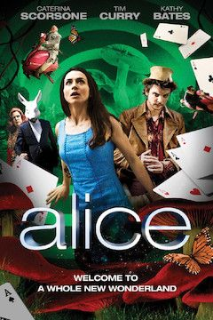 Alice movie poster.