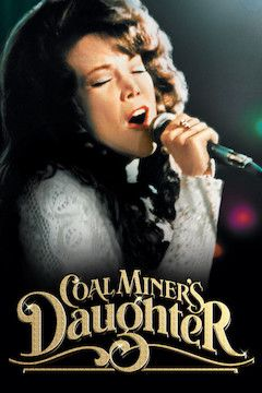 Poster for the movie Coal Miner's Daughter