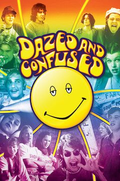 Dazed and Confused movie poster.