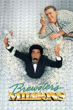 Brewster's Millions movie poster.