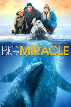 Big Miracle movie poster.