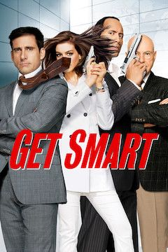 Poster for the movie Get Smart