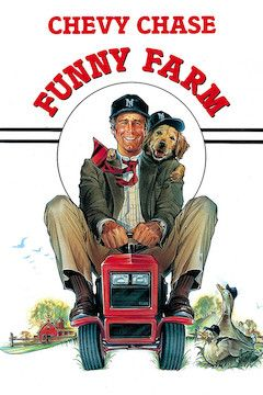Poster for the movie Funny Farm