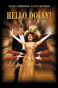 Poster for the movie Hello, Dolly!