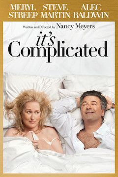 It's Complicated movie poster.