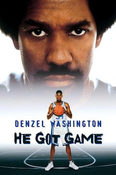 He Got Game movie poster.