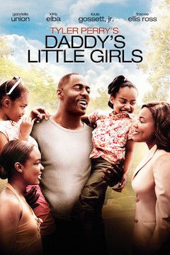 Daddy's Little Girls movie poster.