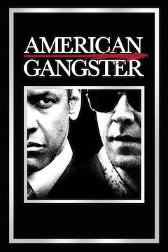 Poster for the movie American Gangster