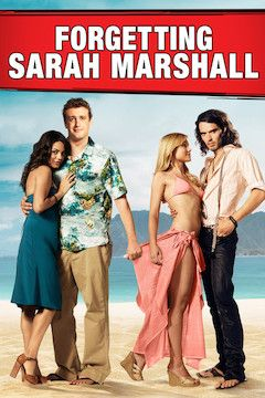 Forgetting Sarah Marshall movie poster.