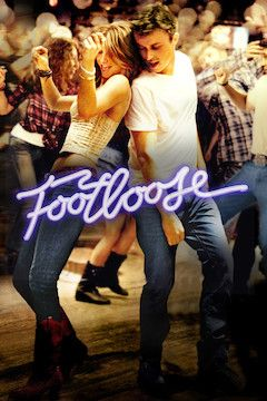 Footloose movie poster.