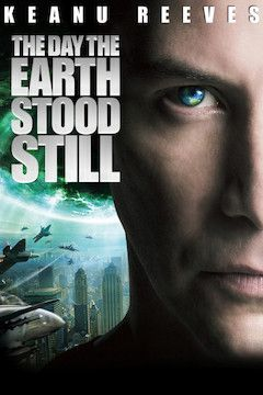 The Day the Earth Stood Still movie poster.
