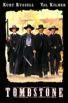 Poster for the movie Tombstone