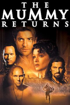 The Mummy Returns movie poster.