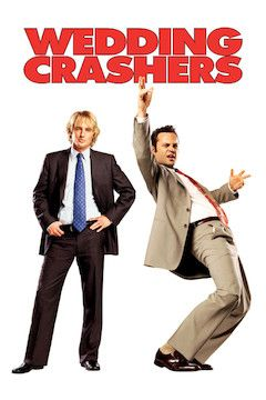 Poster for the movie Wedding Crashers