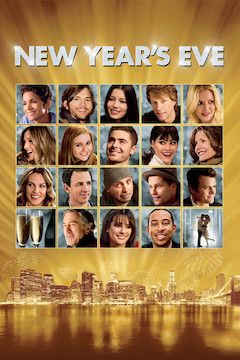 New Year's Eve movie poster.