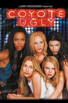 Coyote Ugly movie poster.