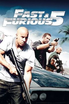 Fast Five movie poster.