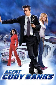 Agent Cody Banks movie poster.