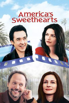 Poster for the movie America's Sweethearts