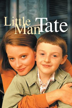 Little Man Tate movie poster.