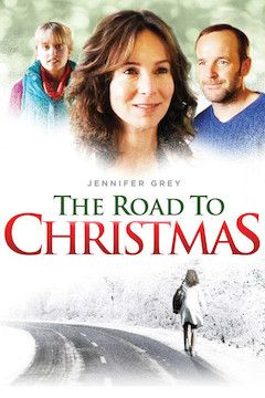 The Road to Christmas movie poster.