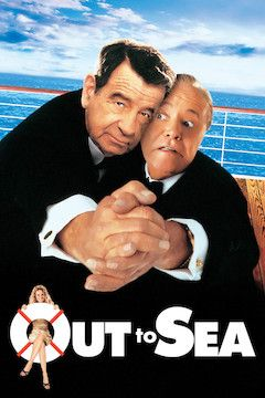 Out to Sea movie poster.