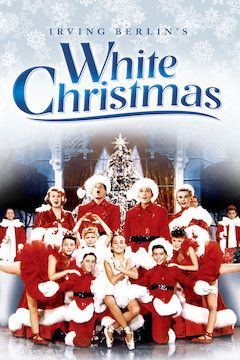 Poster for the movie White Christmas