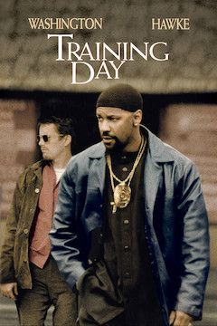 Training Day movie poster.