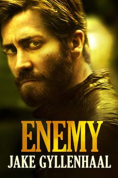 Enemy movie poster.