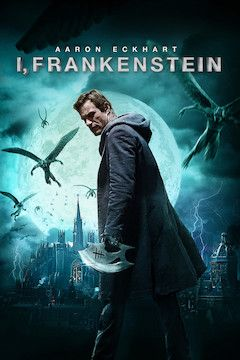 I, Frankenstein movie poster.
